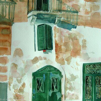 Door in Malta