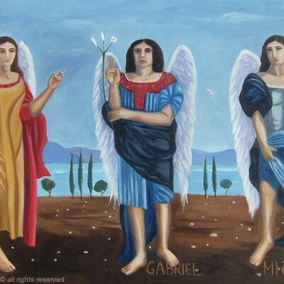 Three Archangels