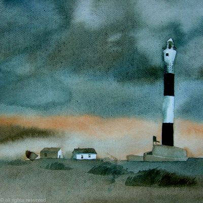 Dungeness Lighthouse SOLD