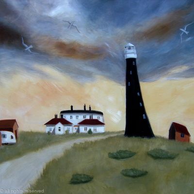 To the Lighthouse SOLD