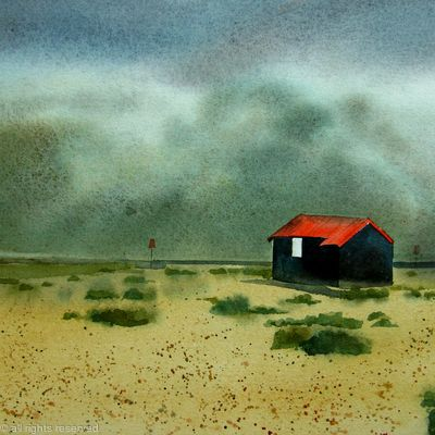 The Red Hut SOLD