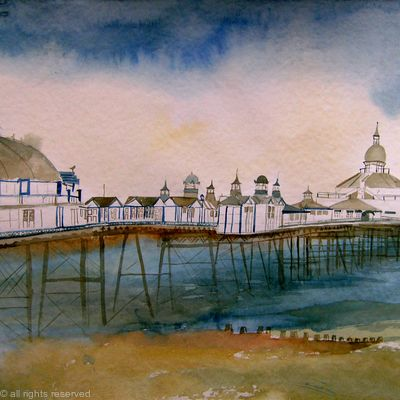 Eastbourne pier SOLD