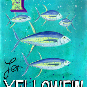 Y for yellowfin
