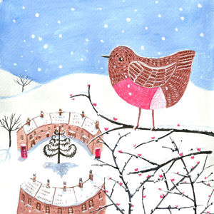 Village robin