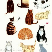 Collection of cats