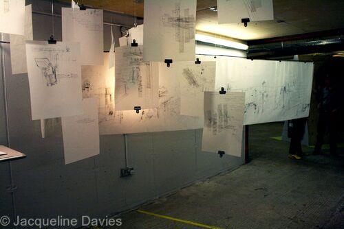 'Western Road/ Memento' installation 2012