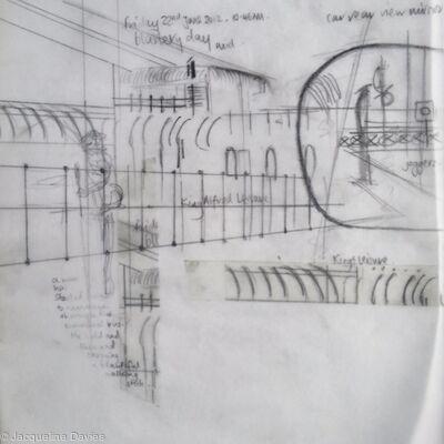Memento installation (detail)