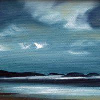 Coastal Study 4, Silver Strand, Co.Mayo, Ireland
