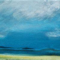 Coastal Study 3, Silver Strand, Co.Mayo, Ireland