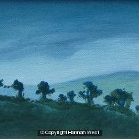 Trees, Northumbria
