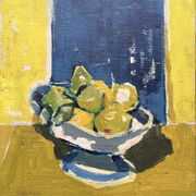 Fruit Bowl by Peter Strachan circa1960