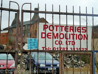 Potteries Demolition Co Ltd.