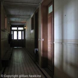 St Erme PAF Corridor