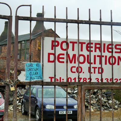 Potteries Demolition Co Ltd.