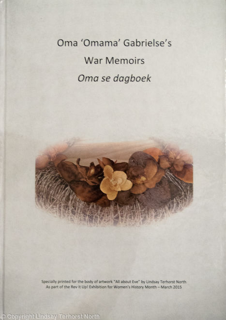Oma 'Omama' Gabrielse's War Memoirs, Oma se dagboek