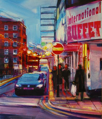 International Buffet, Manchester