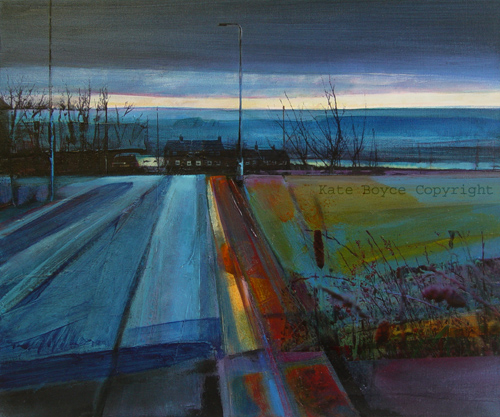 Nightfall, Walker Lane