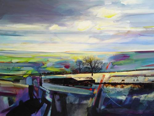 Spring Air Midgely Moor,