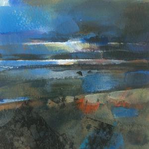 Nightfall, Pembrokeshire Beach
