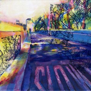 The road to Midgley