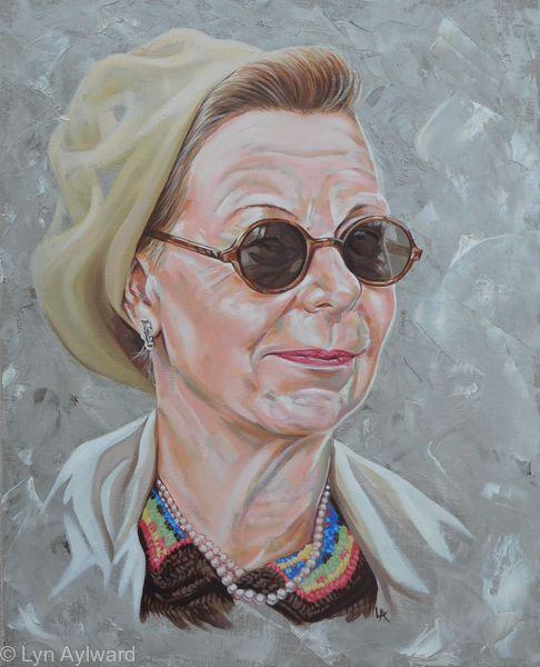 Portrait of Jill
