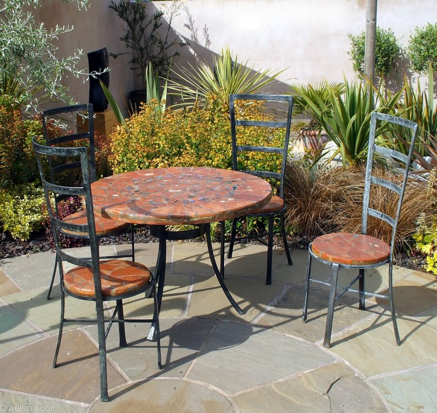 Garden furniture: 'Somerset Series'