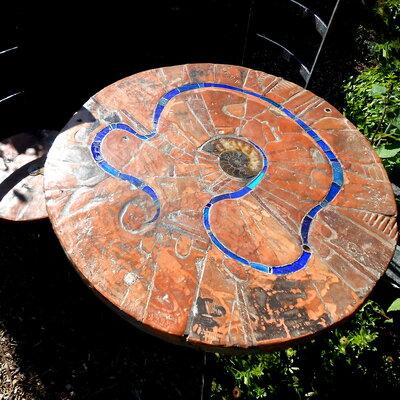 Terracotta Table