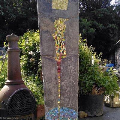 Firmament garden sculpture