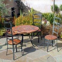 Garden furniture: 'Somerset Series'