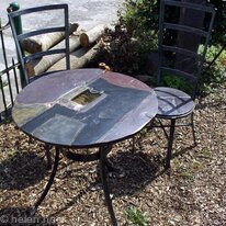 Garden furniture set: 'Amber View II'