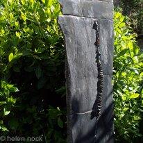 'Ridgeback' garden sculpture