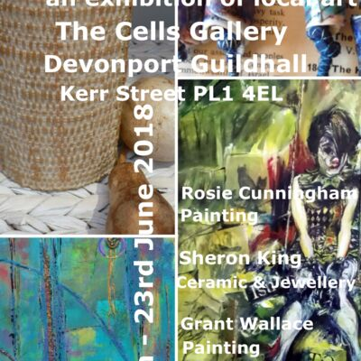 Plymouth Artists Collective Exhibition