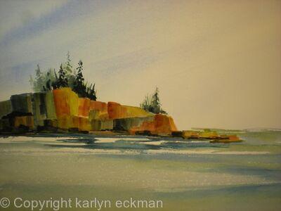 Raspberry Island, Isle Royale