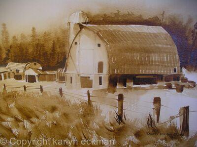 Pine County Barn