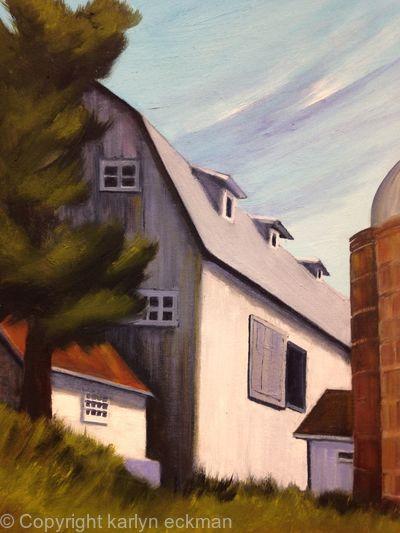 Parley Lake Winery Barn