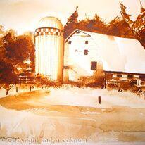 Pine County Barn 2