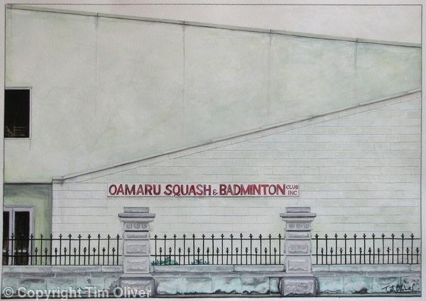 Oamaru Squash Club