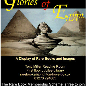 Glories of Egypt Poster 3