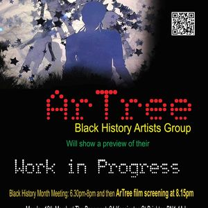 ArTree Artists event poster