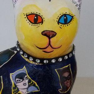 Selina: Snowcat