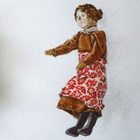 100 year old doll, Lynn Museum