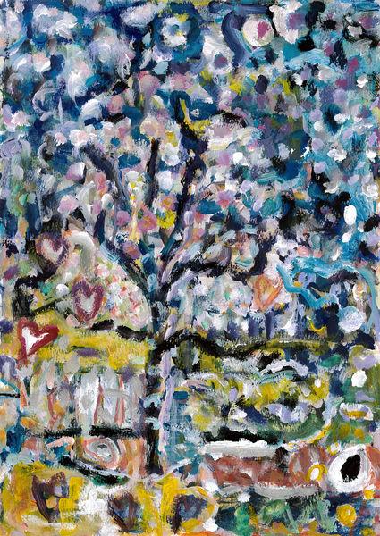 Nature's Farewell To Bonnard