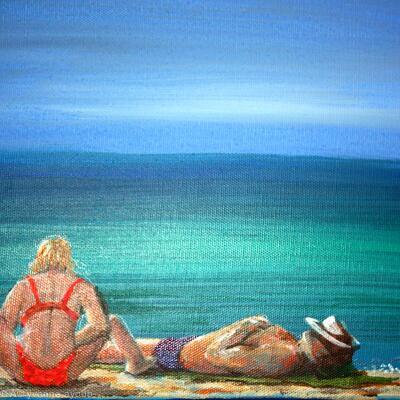 Sun Bathers 2