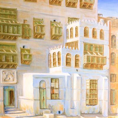 Saudi Old Jeddah 01