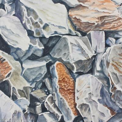 Rocks at Lalaria