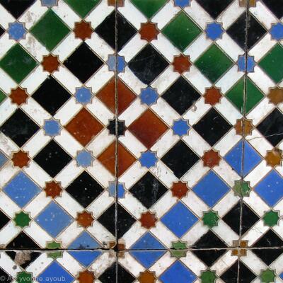 Islamic Mosaic 01