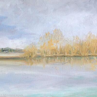 Huntsman Lake Lechlade
