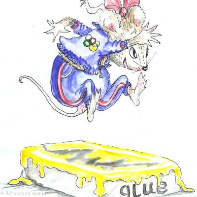 Hatty, Olympic Mouse
