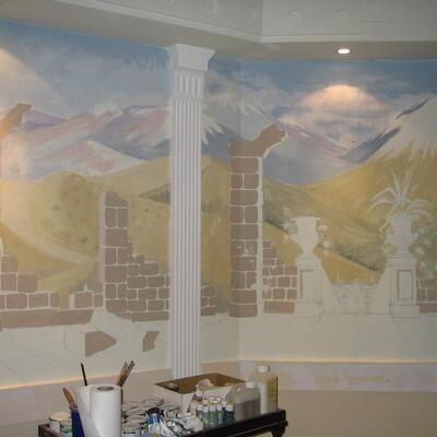 mural 3 - blocking-in 003