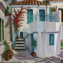 Skiathos Townhouse